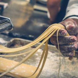 ¿Eres capaz de reconocer el tipo de pasta según su forma?