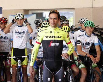 MG949201 88a0327b 400x317 - Una mañana con Alberto Contador