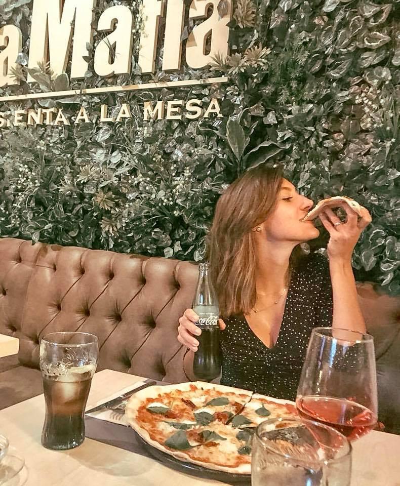 Maletas casi listas para viajar a Florencia 3 - Maletas casi listas para viajar a Florencia con 'La Mafia se sienta a la mesa' y 'Coca Cola'