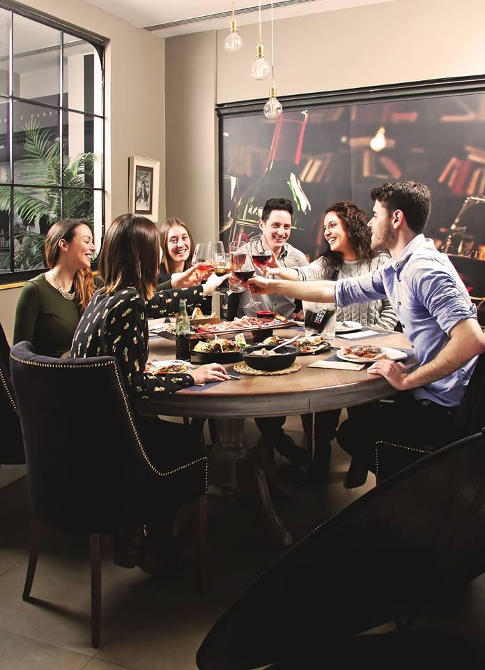 No dejes para el fin de semana lo que puedas hace entre semana 2 - Un restaurante para comer y cenar entre semana