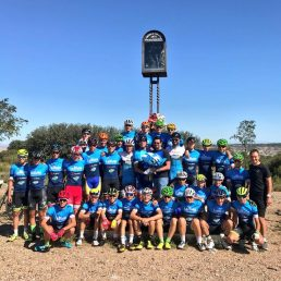 La VI edición del Campus Fundación Alberto Contador repite éxito