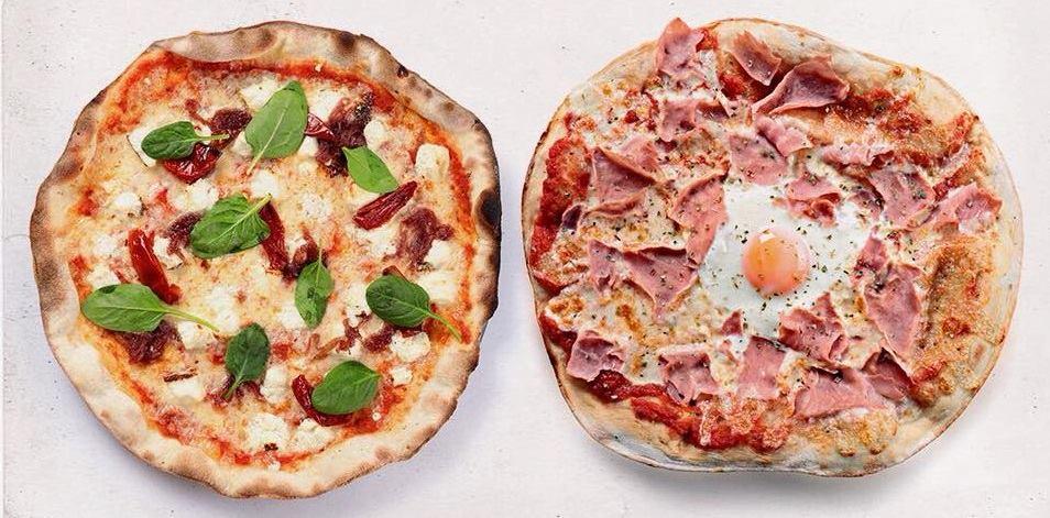 Comer pizza al más puro estilo tradicional 1 - Comer pizza al más puro estilo tradicional