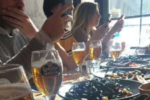 El día mundial de la pasta se celebra en 'La Mafia se sienta a la mesa'