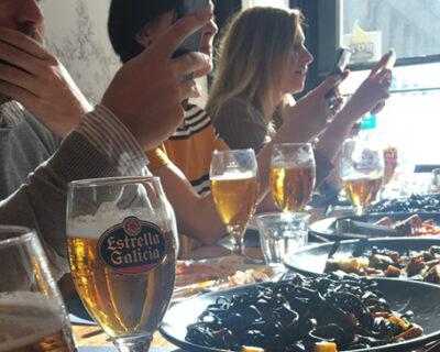 El Día Mundial de la pasta 400x320 - El día mundial de la pasta se celebra en 'La Mafia se sienta a la mesa'