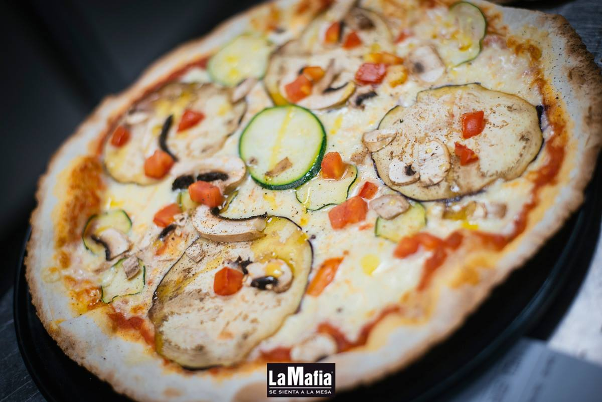 pizza verdura - Especial #PizzaLovers: las pizzas que no podrás olvidar