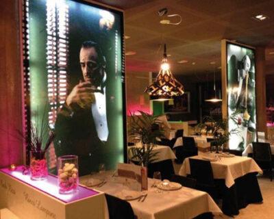 locales mafia2 400x320 - La franquicia 'La Mafia se sienta a la mesa' inaugura su primer restaurante en Gijón