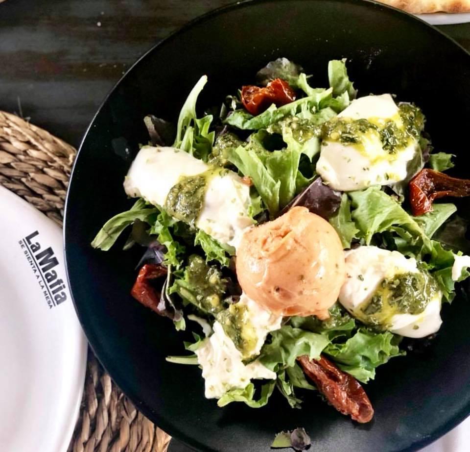4 deliciosas recetas vegetarianas en La Mafia se sienta a la mesa 1 - Tres deliciosas recetas vegetarianas en La Mafia se sienta a la mesa