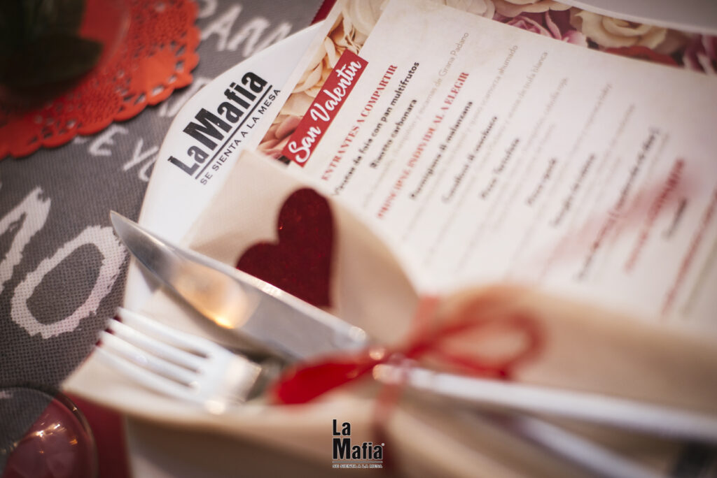 DSC1792 1024x684 - Así se celebra San Valentín en 'La Mafia se sienta a la mesa'
