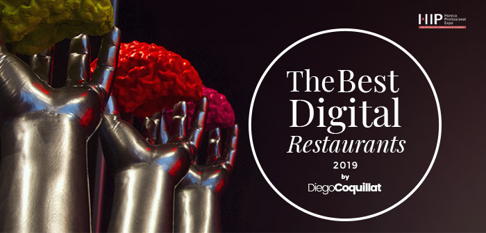 La Mafia se sienta a la mesa nominado de nuevo a 'The best digital restaurant 2019' 2 - 'La Mafia se sienta a la mesa' nominado de nuevo a 'The Best Digital Restaurant'