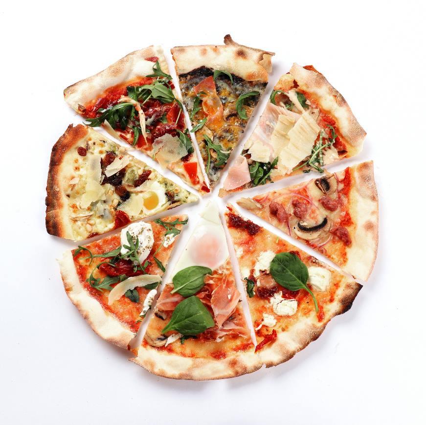 Las pizzas más populares de todo el mundo 1 - Las pizzas más populares de todo el mundo