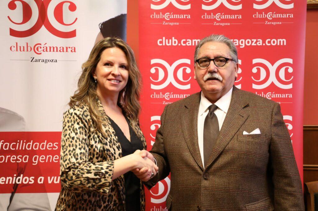 WhatsApp Image 2019 02 22 at 17.21.54 1024x682 - Cerramos un acuerdo de colaboración con la Cámara de Comercio de Zaragoza