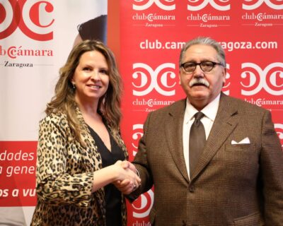 WhatsApp Image 2019 02 22 at 17.21.54 400x320 - Cerramos un acuerdo de colaboración con la Cámara de Comercio de Zaragoza