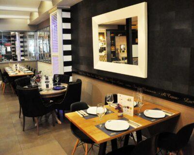 Restaurante La Mafia se sienta a la mesa Zaragoza (C/ Jiménez)