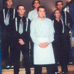 Año 2002. Primer local de la marca.