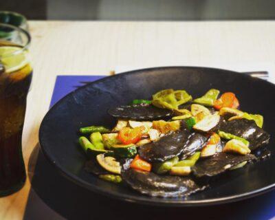 lunes sin carne 2 400x320 - 3 platos de 'La Mafia se sienta a la mesa' para disfrutar cenando un #LunesSinCarne