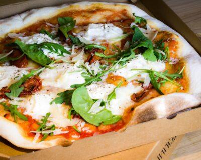 razones para comer una pizza 400x320 - Cinco razones para comer pizza
