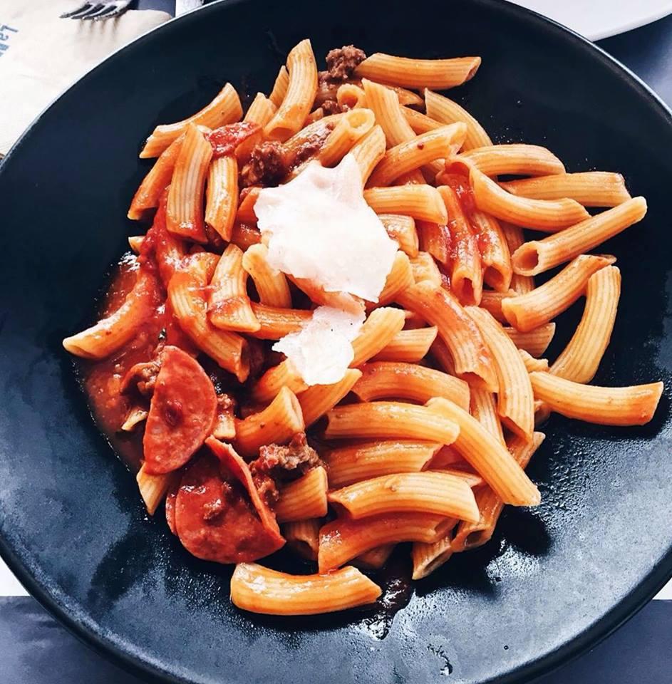 salsa picantes para comer pasta 2 - Pasta y salsas picantes, una combinación espectacular