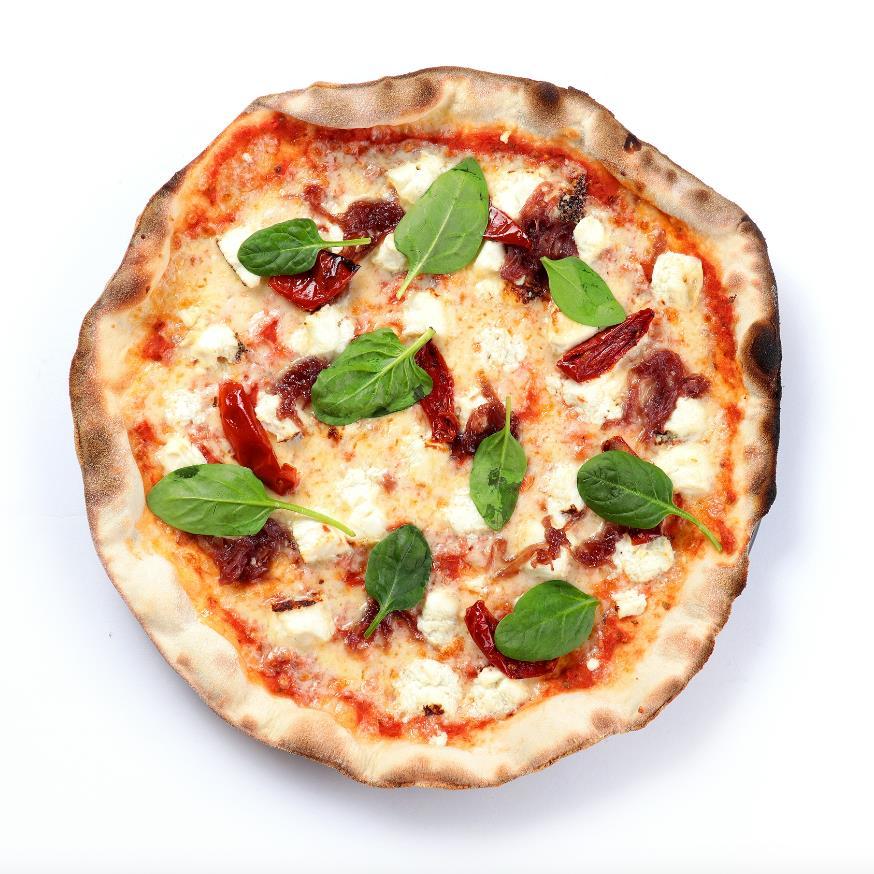 pizza amalfitana - Pizza amalfitana, todo un homenaje a una parte de la costa italiana