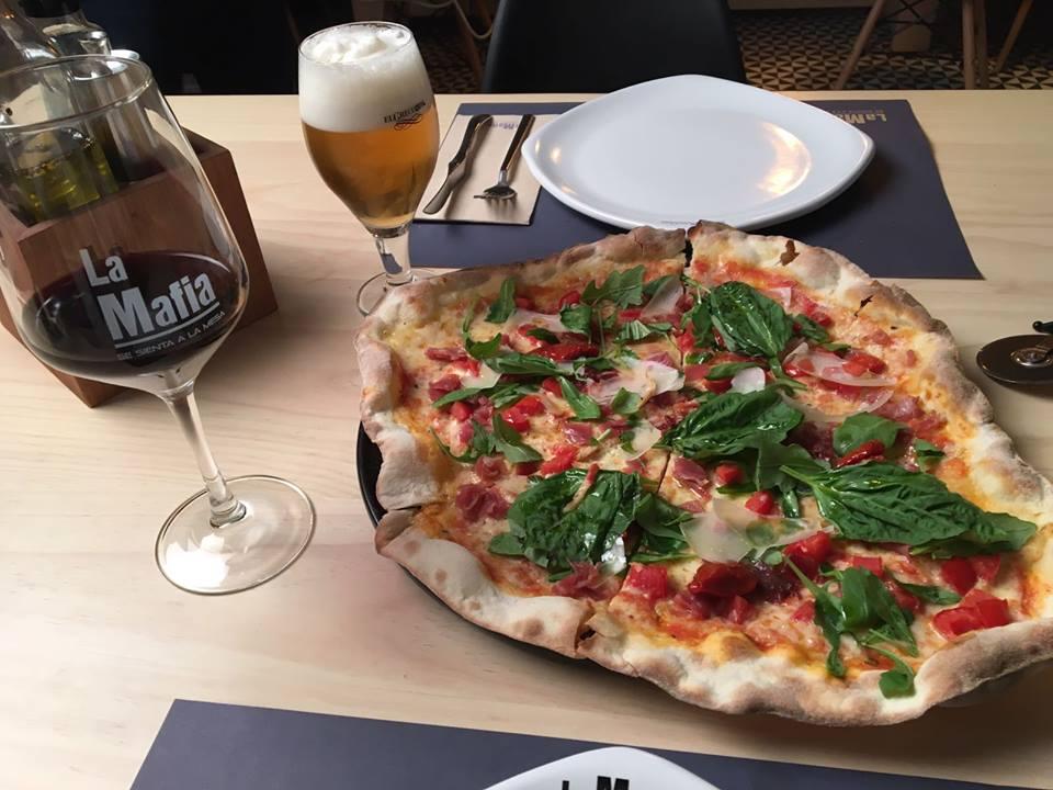 deliciosas pizzas con albahaca - La albahaca y el sabor en la gastronomía italiana