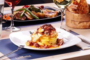 La franquicia 'La Mafia se sienta a la mesa' presenta nueva carta con sabores muy mediterráneos