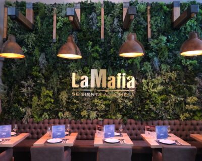 la mafia plasencia 400x320 - 'La Mafia se sienta a la mesa' inaugura franquicia en Plasencia