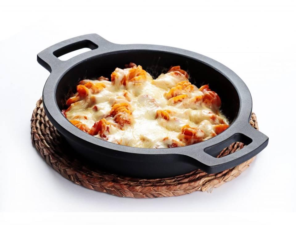 pasta gratinada deliciosa - Pasta gratinada, platos llenos de sabor