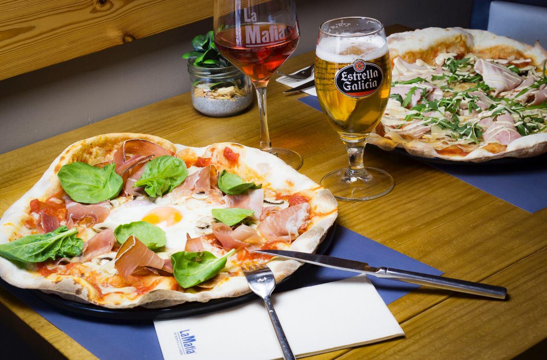 pizzas con todo el sabor de italia - Errores que no debes cometer para preparar una buena pizza