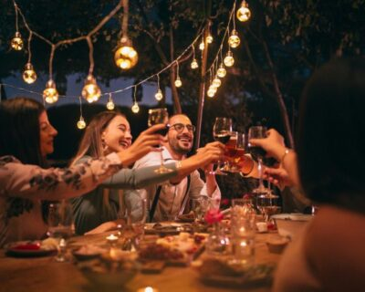 restaurante cena 400x320 - El mejor restaurante de cada provincia según TripAdvisor