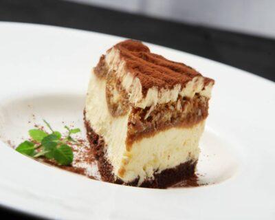 tiramisu mascarpone 400x320 - El queso mascarpone en la cocina italiana
