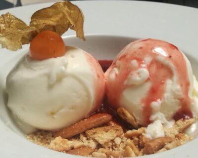 helados artesanales restaurante italiano 400x320 - El postre va de helados, ¿cuál prefieres?