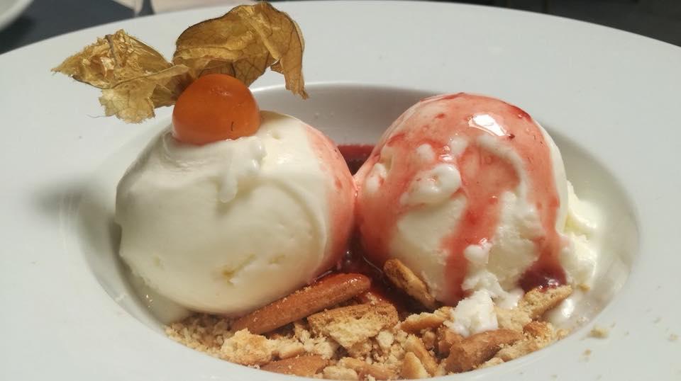 helados artesanales restaurante italiano - El postre va de helados, ¿cuál prefieres?