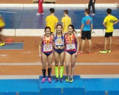 la mafia con el deporte mireia arnedillo 400x320 - Mireya Arnedillo consigue bronce en el FOJE de Baku