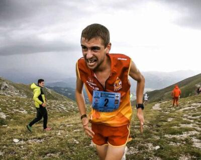 marca daniel osanz la mafia 400x320 - Daniel Osanz, campeón del mundo sub 23 del Kilómetro Vertical con récord incluido