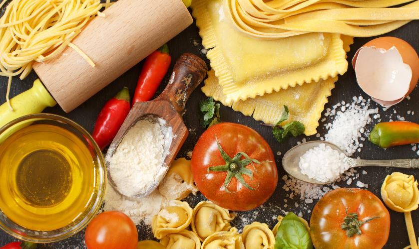 pasta fresca por persona - Esta es la cantidad de pasta italiana que se cocina por persona