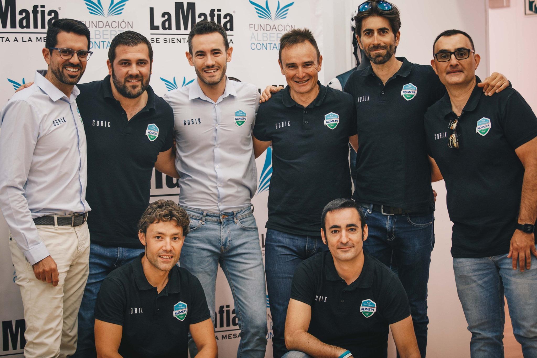 ac - Zaragoza acoge un año más el 'Campus Selección Fundación Alberto Contador'