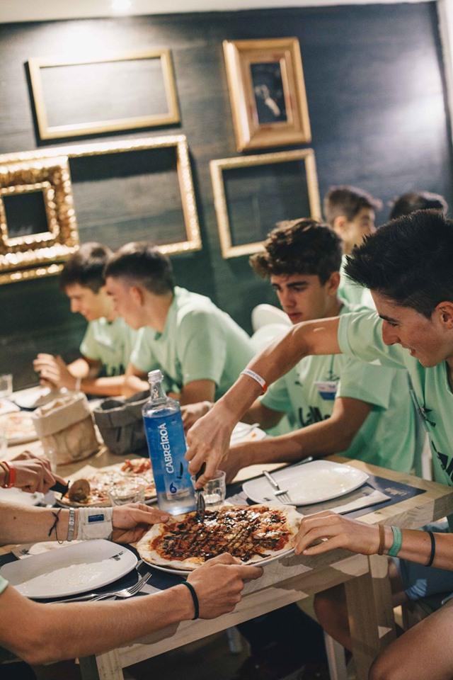ac2 - Zaragoza acoge un año más el 'Campus Selección Fundación Alberto Contador'