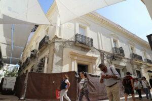 El Palacio de los Medina Sidonia en Huelva recuperará la imagen de final del XIX