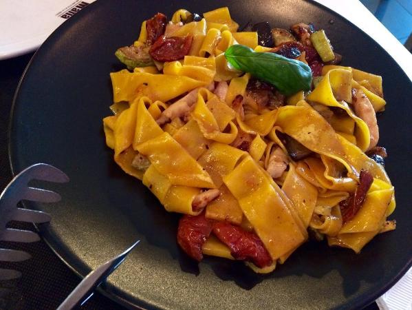 salsas para comer pasta italiana sin queso 2 - Tres de las mejores salsas para comer pasta sin queso