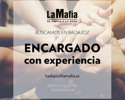 BUSCAMOS Equipo Badajoz Encargado 400x320 - BADAJOZ — Buscamos responsable de sala en 'La Mafia se sienta a la mesa'