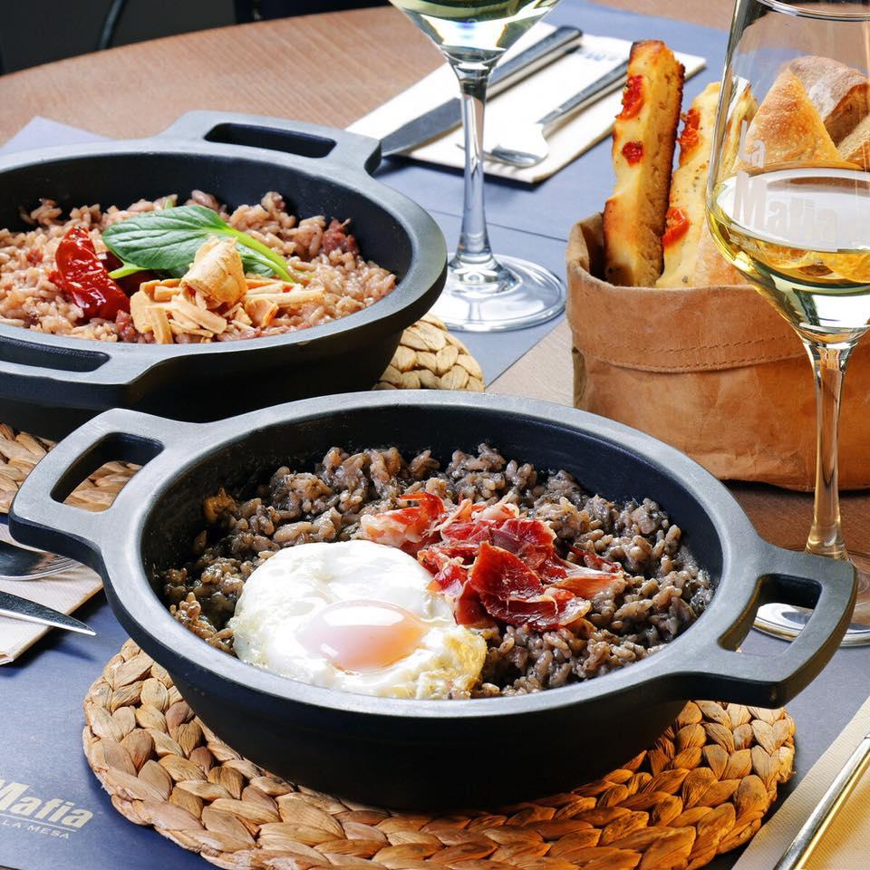 platos italianos con arroz - Disfruta del arroz en la cocina italiana.