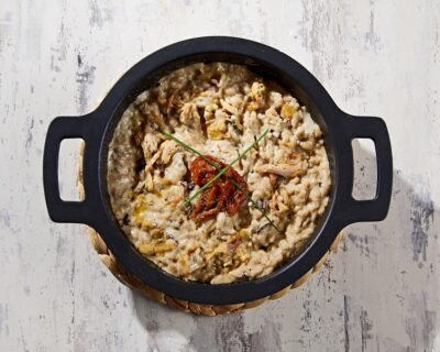 tipos de arroz en cocina italiana 400x320 - Tipos de arroz más usados en la cocina italiana