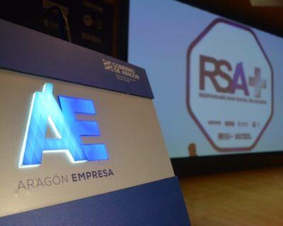 premios de responsabilidad social aragon 2020 400x320 - 'La Mafia se sienta a la mesa' recibe el Sello RSA por segundo año consecutivo