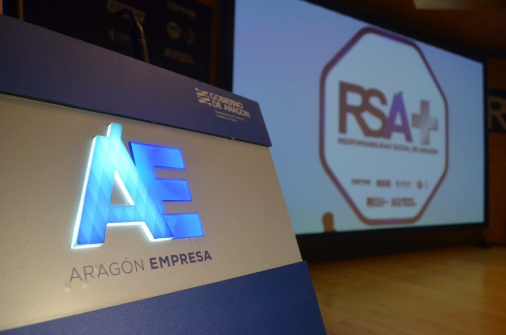 premios de responsabilidad social aragon 2020 - 'La Mafia se sienta a la mesa' recibe el Sello RSA por segundo año consecutivo