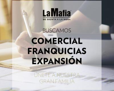 BUSCAMOS Central Comercial Expansión 400x320 - OFICINAS CENTRALES - Buscamos comercial franquicias de Expansión