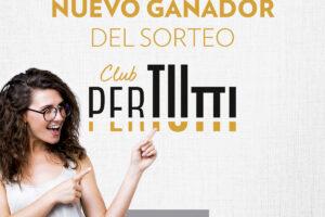 Sorteo PerTUtti V2 300x200 - Ganador del premio especial entre 'la famiglia' PerTUtti Oro
