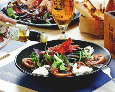 cocina italiana 1 400x320 - La cocina internacional que más triunfa en España