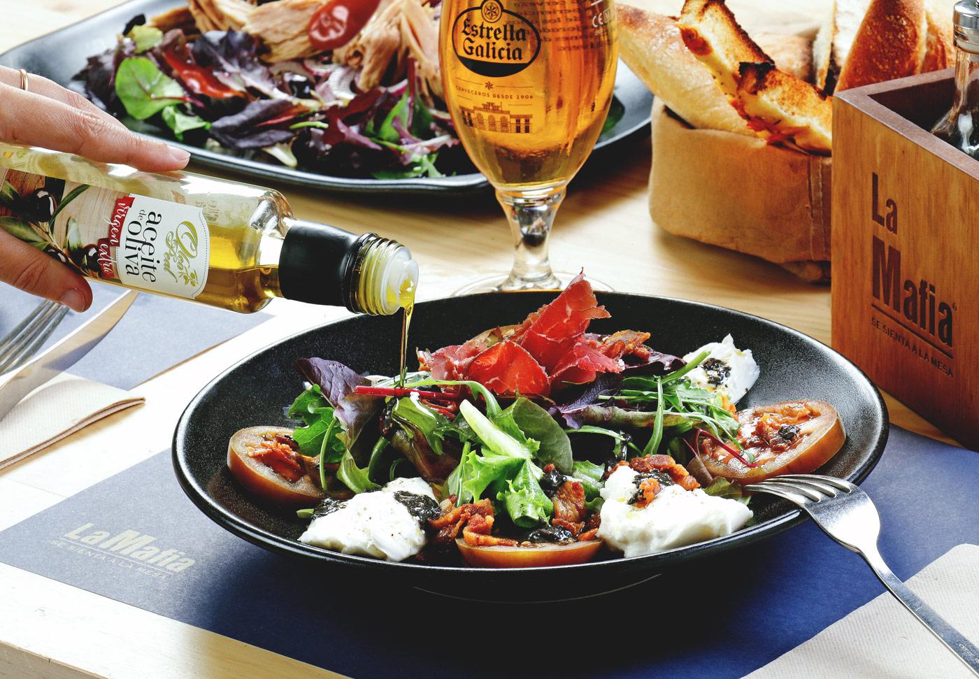 cocina italiana 1 - La cocina internacional que más triunfa en España