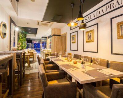 la mafia se sienta a la mesa restaurante 400x320 - Los restaurantes La Mafia facturan 45 millones en 2019