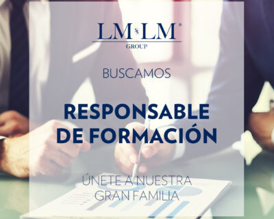 BUSCAMOS LMssLM Formación 400x320 - OFICINAS CENTRALES - Responsable de formación