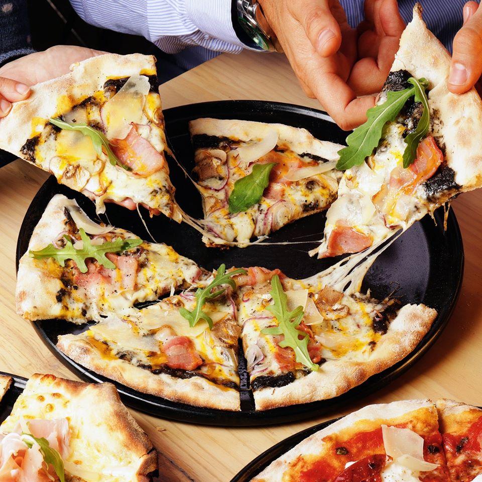 comer pizza tiene beneficios - La pizza, ¿es realmente un alimento saludable?